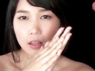 Japanese Cumshot Compilation