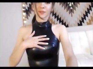 Cute Squirting queens with regard to Latex