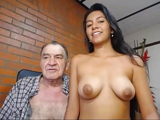 Grandpa romul fucks inappropriate cam unreserved