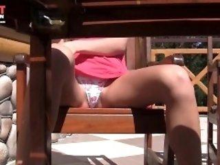 Hottie Upskirt spoonful Panties