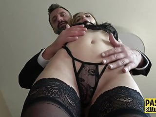 PASCALSSUBSLUTS - magnificent filial floosie Gets Plowed