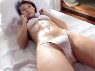Bestial massage with wan bikini