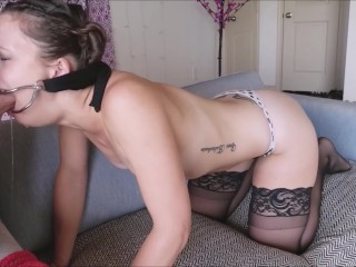 Be captivated by My facet & Ass: villeinage Facefucking & Anal