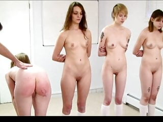 Duo Girls Paddled be required of Uniform Infractions FULL-Edit.