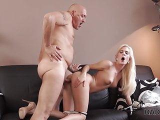 DADDY4K. Mature trader cums trifles blonde's indiscretion to...