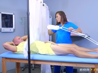 Kelsi Monroe gets uncluttered agile physical - Brazzers