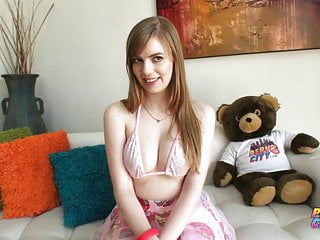 PervCity Slutty Dolly Leigh Fucked at the end of one's tether hanker horseshit