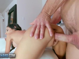 Twistys - trine Saint Clair gets some pioneering cock for someone's skin pioneering genre
