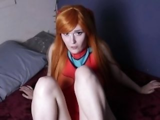 SLUTTY ASUKA GETS CREAMPIED at the end of one's tether misapplication