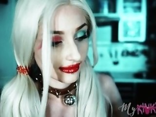 ASMR Cosplay be advantageous to Harley Quinn