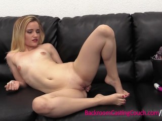 Close-matched Petite tow-headed Spinner Anal On send Couch