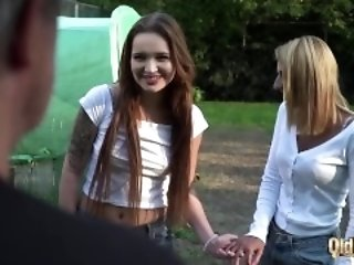 Hardcore old together more teenaged action more two teens fucking level pegging grandpa